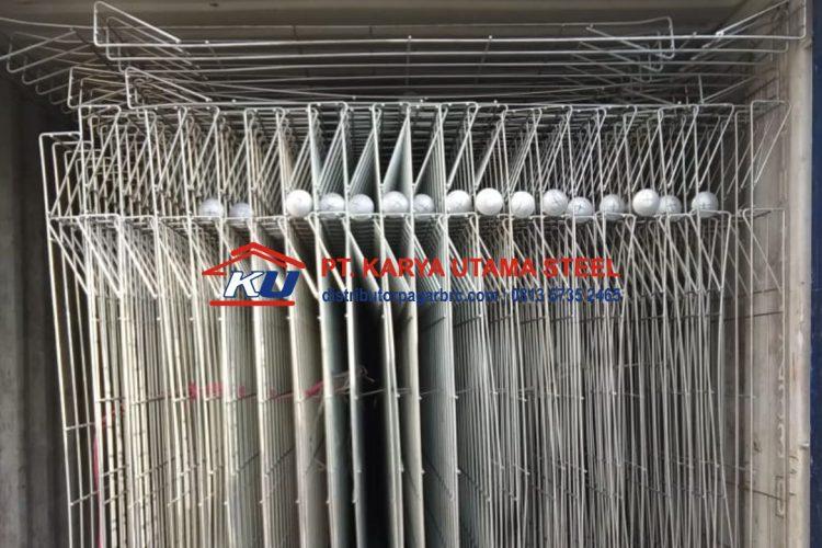 Jual Pagar Brc Surabaya Galvanis Hotdeep Ready Stock