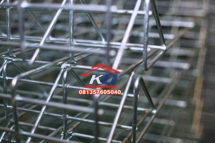 Harga Pagar BRC Murah Ready Tinggi 120 cm Tebal Besi Standard
