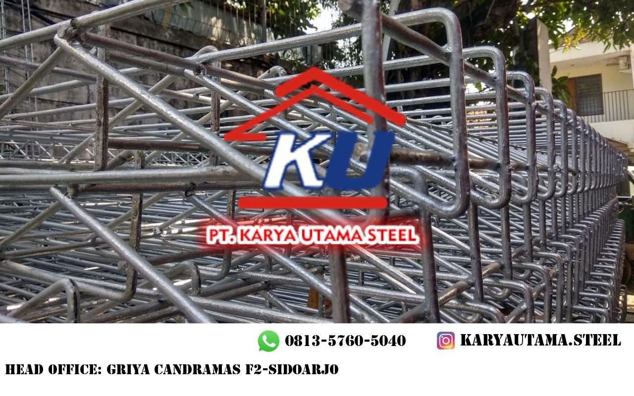 Supplier Pagar BRC Surabaya Ready Stock Harga Murah