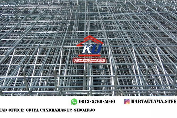 Distributor Pagar Brc Harga Murah Perlembar Tinggi 175cm Galvanis